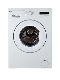 Swan SW2051W 7kg Load, 1200 Spin Washing Machine - White
