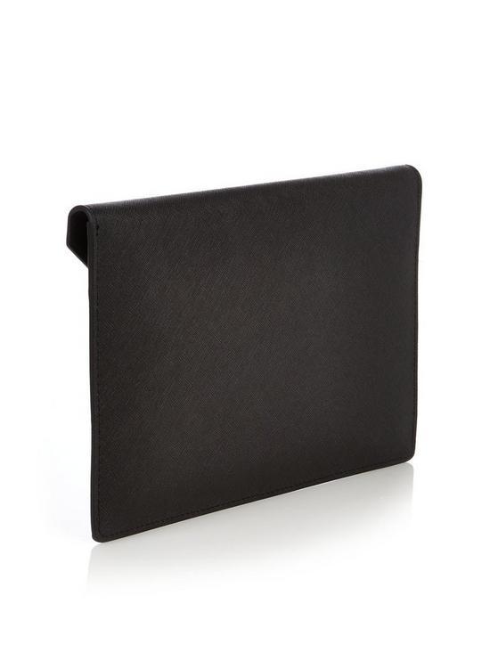 010d11b0df ... VIVIENNE WESTWOOD Private Envelope Clutch Bag - Black. View larger