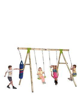 plum-capuchin-wooden-garden-swing-set