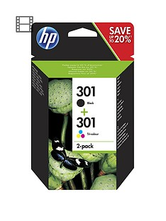 hp-301-2-pack-blacktri-color-original-ink-cartridges-n9j72ae