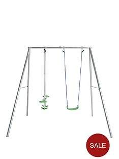 sportspower-titan-single-swing-amp-glider