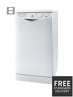 indesit-dsr15b-10-place-slimline-dishwasher-white