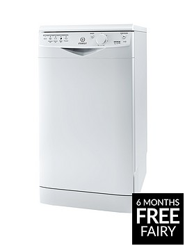indesit-ecotimenbspdsr15b-10-place-slimline-dishwasher-white