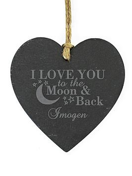 the-personalised-memento-company-personalised-to-the-moon-amp-back-slate-heart