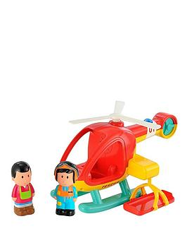 early-learning-centre-happyland-helicopter