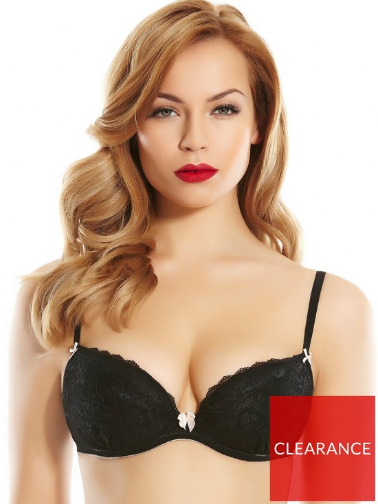 11cd2aba95 Ann Summers Valentines Sexy Lace Plunge Bra