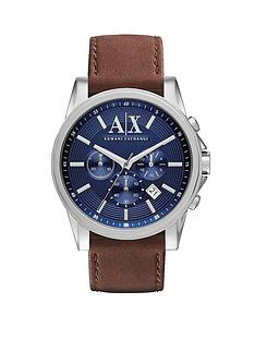 armani-exchange-chronograph-blue-dial-and-brown-leather-strap-mens-watch