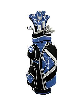 ben-sayers-m15-golf-package-set-blue-with-cart-bag-full-graphite-set