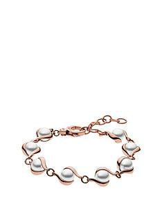 skagen-agenthe-pearls-rose-gold-tone-bracelet