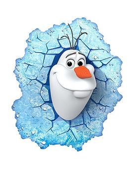 disney-frozen-olaf-3d-light