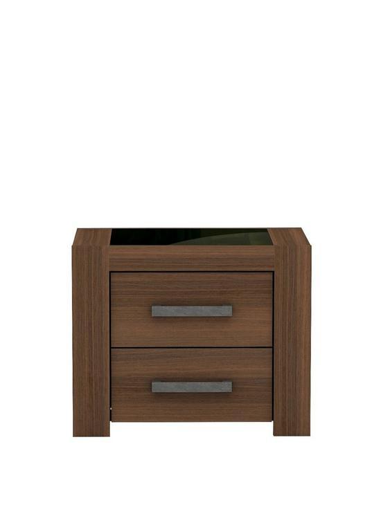 Avery reversible 2 drawer lamp table very aloadofball Images