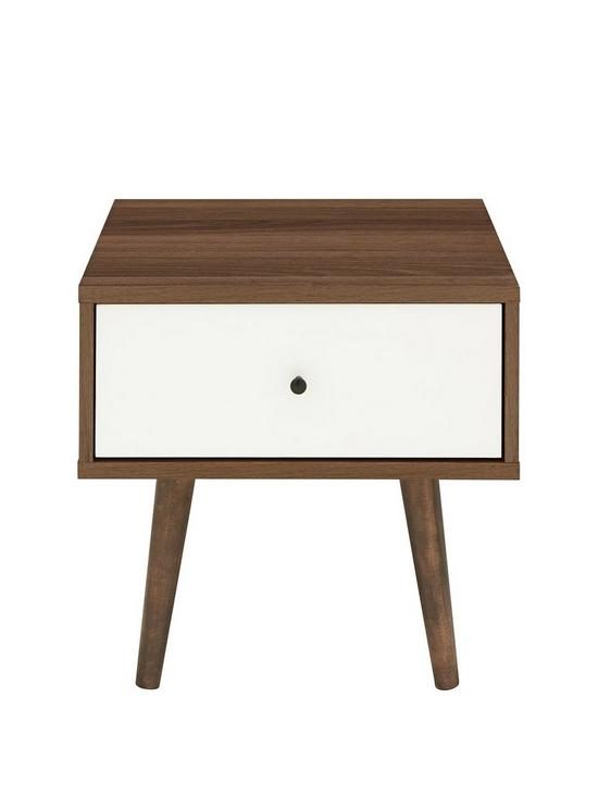 Ideal home monty retro lamp table very aloadofball Images