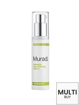 murad-free-gift-resurgence-intensive-age-diffusing-serumnbspamp-free-murad-skincare-set-worth-over-pound55-nbsp