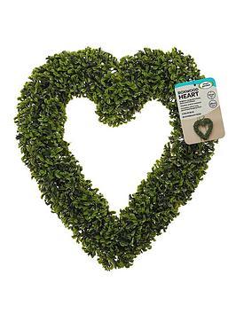 smart-garden-41-cm-boxwood-hanging-heart