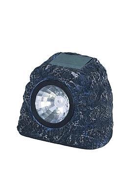 smart-solar-granite-effect-rock-spotlight-4-pack