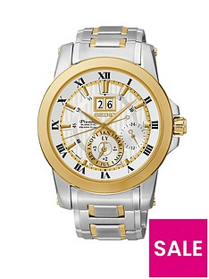 seiko-premier-kinetic-stainless-steel-and-gold-two-tone-bracelet-mens-watch