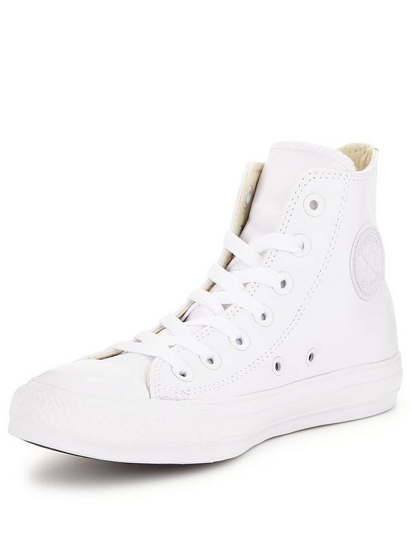 best loved get cheap classic shoes Chuck Taylor All Star Leather Hi-Tops