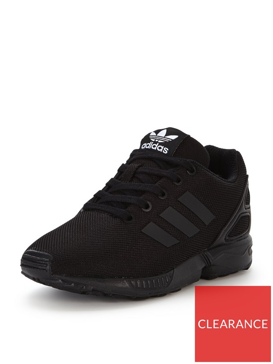 63eb49073 adidas Originals ZX Flux Childrens Trainer