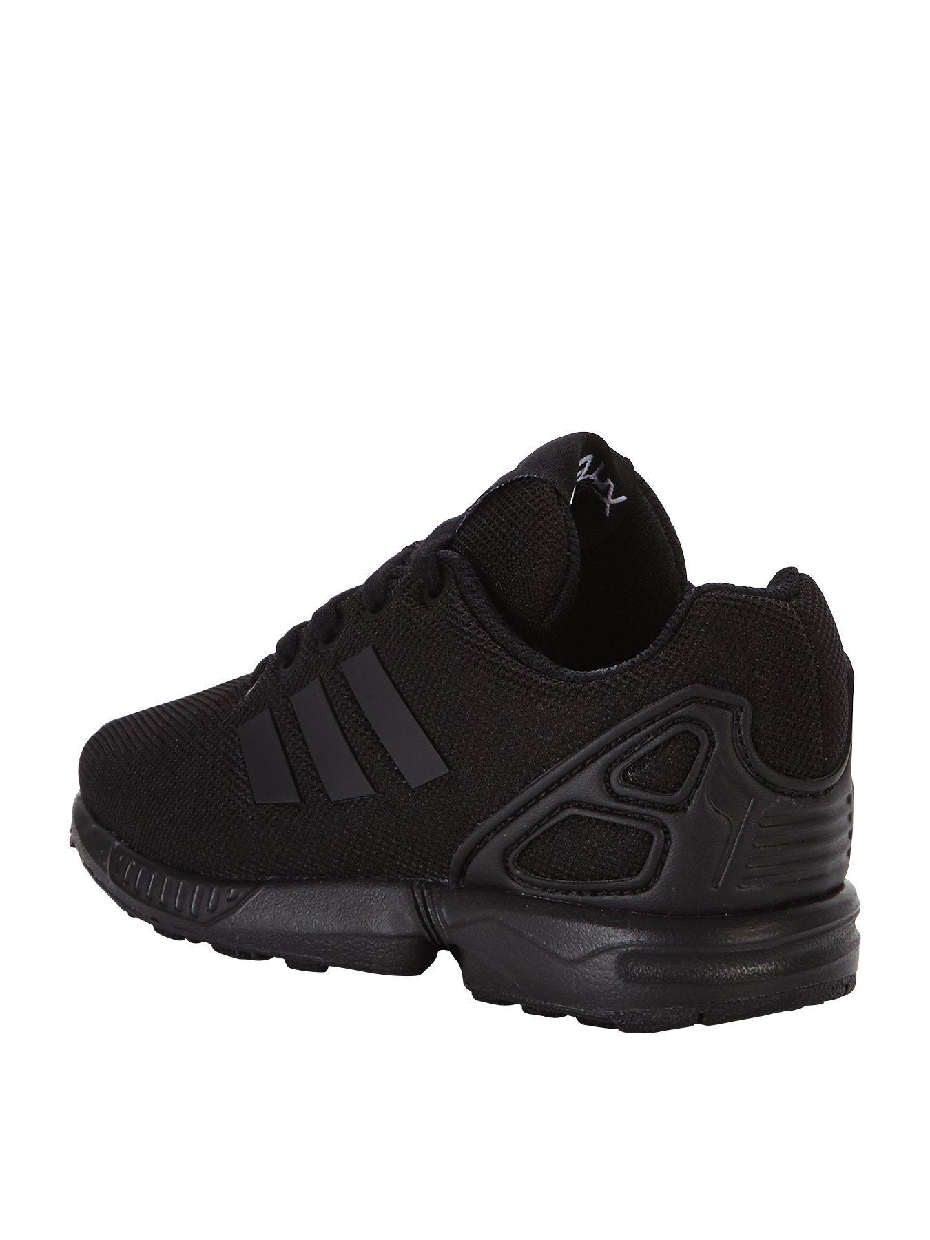 adidas originali zx flusso children's trainer