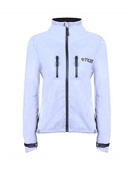 Proviz Ladies Reflect 360 Cycling Jacket -Silver