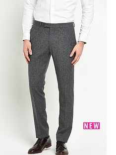 ben-sherman-tweed-mens-suit-trousers