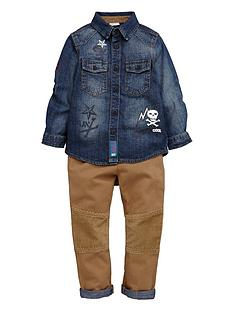 ladybird-boys-denim-shirt-and-chinos-2-piece-set-12-months-7-years