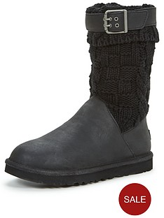 ugg-australia-cassidee-knitted-cuff-boot