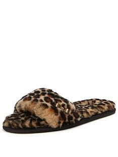 ugg-australia-leopard-slide