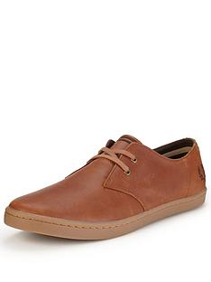 fred-perry-fred-perry-byron-low-leather-mens-plimsolls