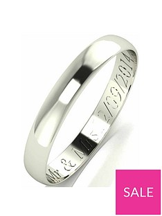 love-gold-personalised-9-carat-white-gold-d-shaped-wedding-band-3mm