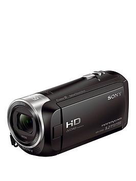 Sony Hdr-Cx405 Full Hd Handycam Camcorder - Black