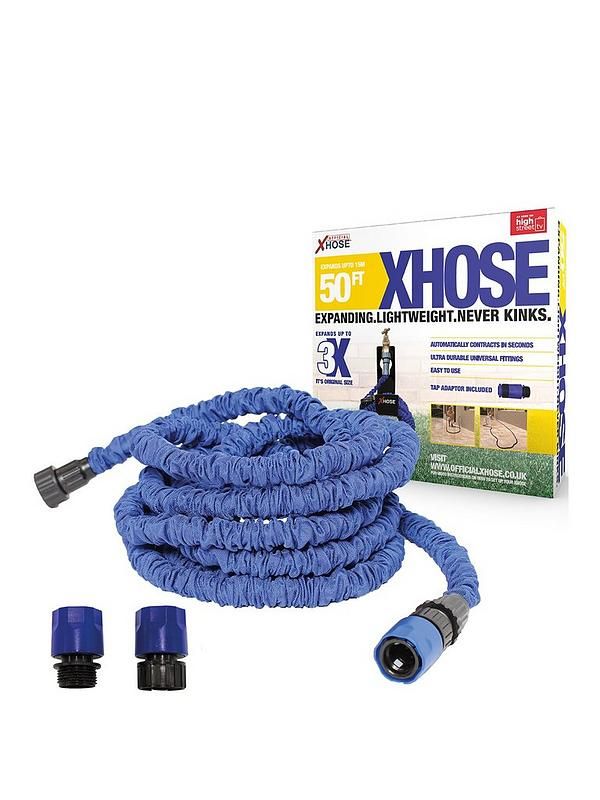 exquisite design buying new outlet for sale Expanding Garden Hose Pipe with Tap Adaptor - 50ft