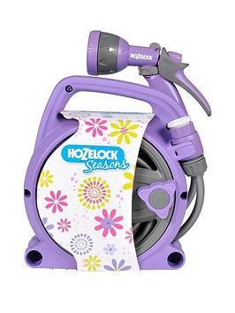 hozelock-seasons-10m-pico-reel-and-spray-gun-set-purple
