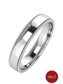 the-love-silver-collection-silver-mill-grain-edge-4-mm-court-wedding-band