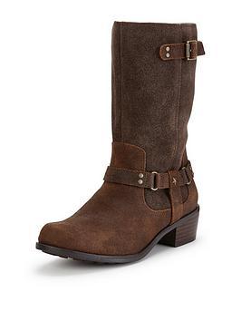 Ugg Australia Girls Caddie Boot
