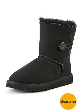 ugg-australia-girls-bailey-button-boots