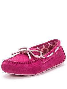 ugg-australia-girls-ryder-rose-slippers