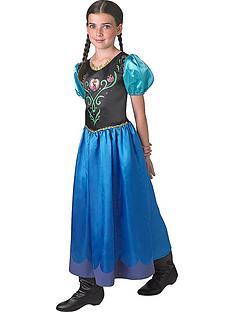 disney-frozen-girls-classic-anna-child-costume-age-9-14nbspwith-free-book