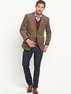 skopes-kendall-soft-touch-blazer-coffee