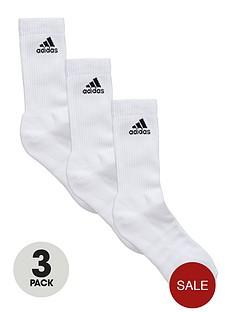 adidas-adidas-half-cushion-crew-socks-pack-of-3
