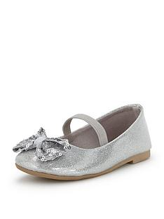 ladybird-younger-girls-sparkle-party-ballerina-shoes