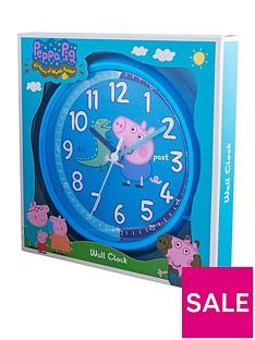 peppa-pig-george-wall-clock
