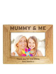 personalised-mummy-me-wooden-photo-frame