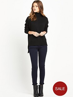 replay-slouchy-roll-neck-jumper
