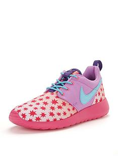 nike-roshe-one-print-junior-trainers