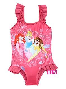 disney-princess-girls-princess-swimming-costume