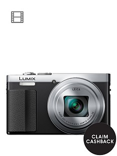 panasonic-lumix-dmc-tz70eb-s-digital-camera-hd-1080p-121-megapixel-30xnbspoptical-zoom-nfc-wi-fi-manual-control-ring-evf-3-inchnbsplcdnbspscreen-silver