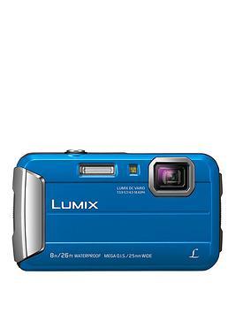 panasonic-dmc-ft30eb-a-lumix-tough-waterproof-compact-digital-camera-blue