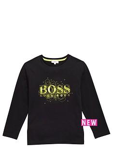 hugo-boss-hugo-boss-boys-long-sleeve-logo-t-shirt