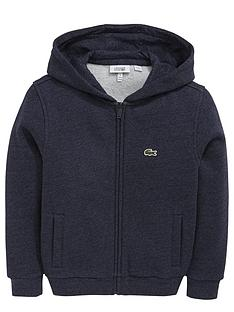 lacoste-lacoste-boys-zip-through-hooded-top